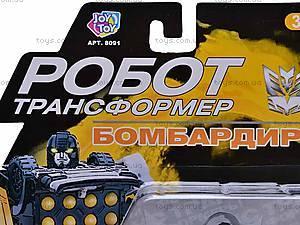 Трансформер Joy Toy, 8091, отзывы