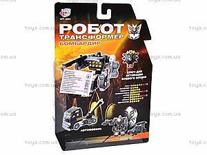 Трансформер Joy Toy, 8091, цена