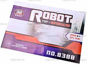 Трансформер-конструктор, 8388R, купить