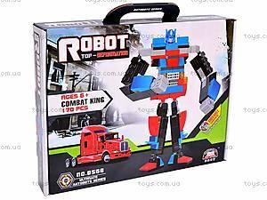 Трансформер-конструктор, детский, 8568, цена