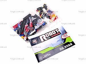 Трансформер-конструктор, детский, 8568, игрушки