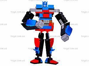 Трансформер-конструктор, детский, 8568