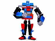 Трансформер-конструктор, детский, 8568, отзывы