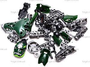 Трансформер-конструктор Hulk, 8903, фото