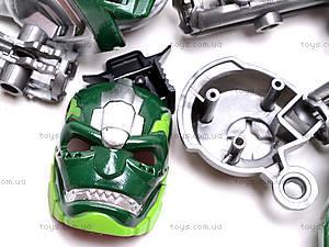Трансформер-конструктор Hulk, 8903, отзывы