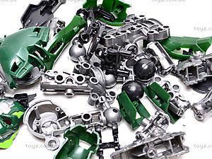 Трансформер-конструктор Hulk, 8903, игрушки