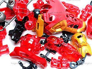 Трансформер-конструктор Iron man, 8902, цена