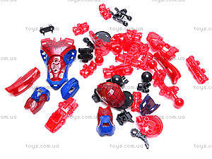 Трансформер-конструктор Spider man, 8904, отзывы