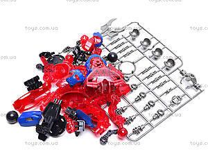 Трансформер-конструктор Spider man, 8904, цена