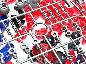 Трансформер-конструктор Spider man, 8904, игрушки