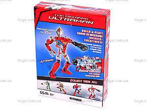 Трансформер-конструктор Ultraman, 8901