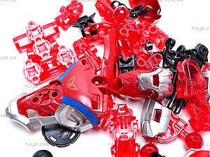 Трансформер-конструктор Ultraman, 8901, отзывы