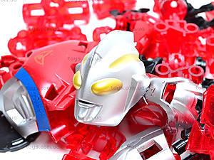 Трансформер-конструктор Ultraman, 8901, цена