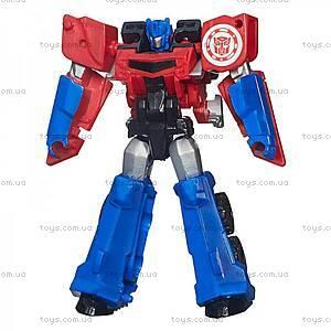 Трансформер «Роботс ин Дисгайс Оптимус Прайм», B0065, фото