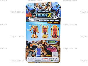 Игрушка для детей «Мой трансформер», 373B, фото