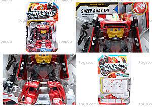 Робот-трансформер Top Speed, 38899AB