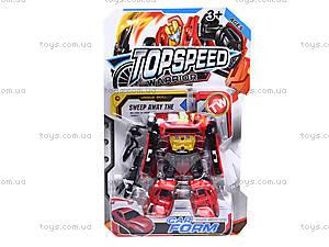 Робот-трансформер Top Speed, 38899AB, отзывы