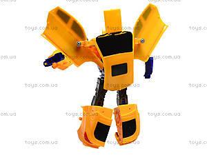 Трансформер-машинка Warrior, 9-138-12, купить