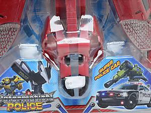 Детский трансформер «Полиция», 568, купить