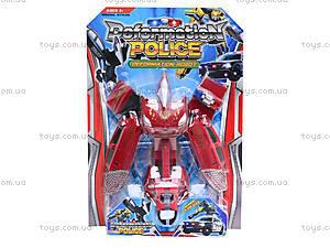 Детский трансформер «Полиция», 568, отзывы