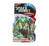 Трансформер легковая «Space Robot», D622-E177A, фото