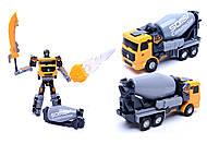 Трансформер «Машина», 10811, детские игрушки