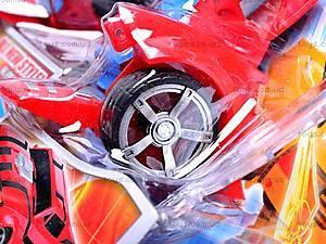 Трансформер-машина, 3 вида, 9-12, toys.com.ua