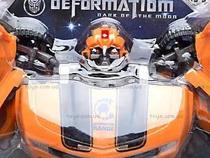 Трансформер-машина «Bumblbee», LT2010-4E, отзывы