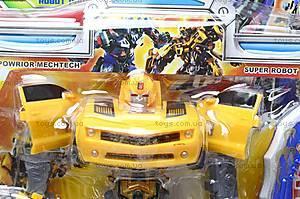 Трансформер-машина «Change Robot», 2-37, фото
