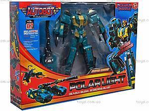 Трансформер-машина, детская, 7727A, цена