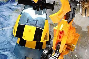 Трансформер-машина детский, 8-9, купить