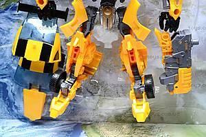 Трансформер-машина детский, 8-9, детские игрушки