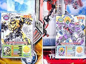 Трансформер-машина для мальчиков, 8811ABC, фото