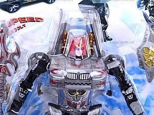 Трансформер-машина для мальчиков, 8811ABC, игрушки