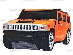 Трансформер - машина Hummer H2, 55030, игрушки