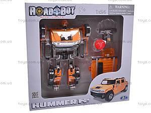 Трансформер-машина Hummer H2, 53091, купить