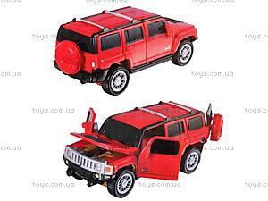 Трансформер-машина Hummer H3, 52030, купить
