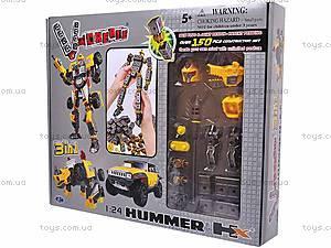 Трансформер-машина Hummer HX, 54020, купить