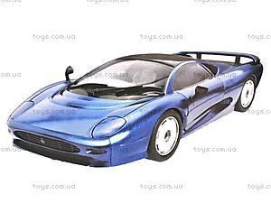 Трансформер-машина Jaguar XJ220, 53021, купить