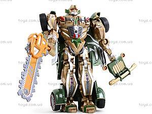 Трансформер-машина «Киберформ», 668-3, игрушки