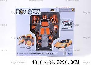 Трансформер-машина Lamborghini, 54040