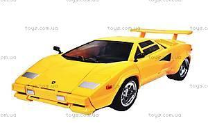 Трансформер-машина Lamborghini countach, 53061, фото