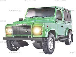 Трансформер-машина Land-Rover Defender 90, 53031, фото