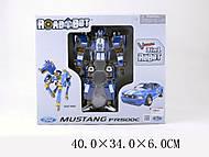 Трансформер-машина Mustang, 54050, отзывы