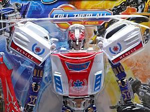 Трансформер-машина Super Change Robot, 8-15, купить