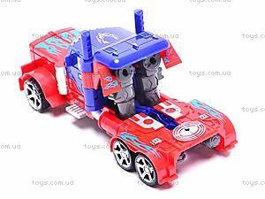 Трансформер-машина Super-robot, 9-1, фото