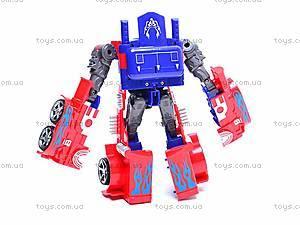 Трансформер-машина Super-robot, 9-1, игрушки