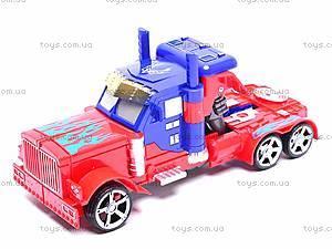Трансформер-машина Super-robot, 9-1, детские игрушки