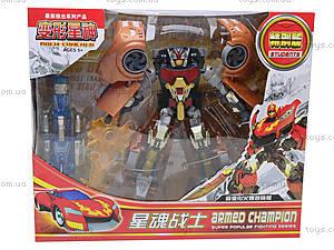 Трансформер-машинка детский, 8135, игрушки