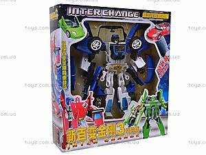 Трансформер-машинка для детей, HB-28, цена